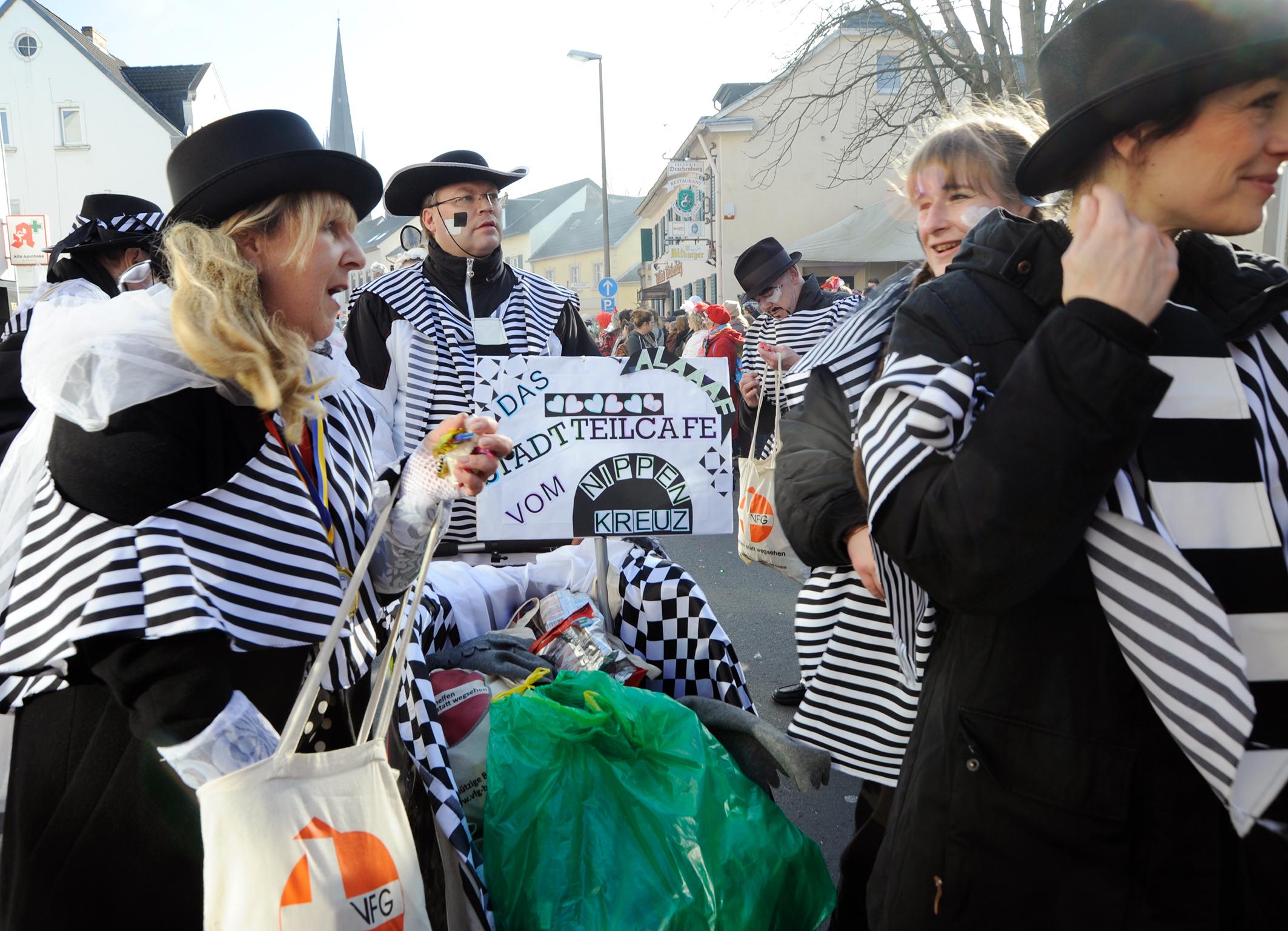 Mehlem Allaaf - Karneval am Nippenkreuz