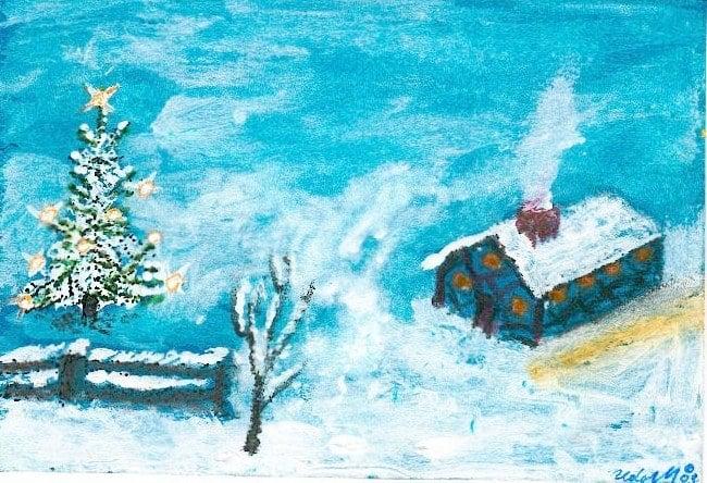 Weihnachtstüten für Wohnungslose