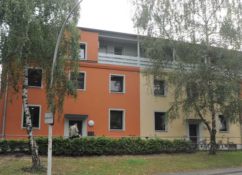 Wohnheim Am Dickobskreuz Vfg