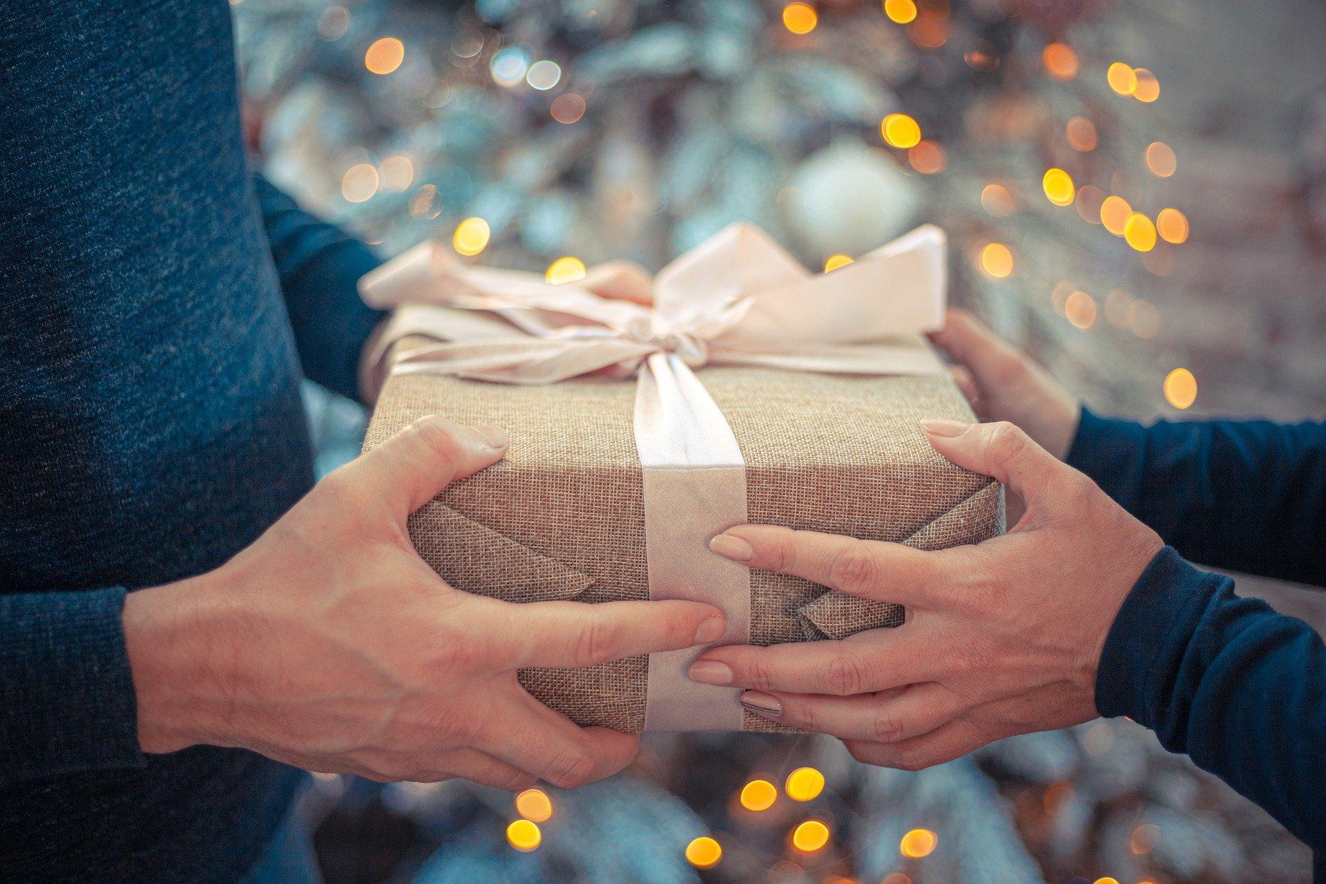 Trotz allem…: Ich denke an Dich – VFG Weihnachtstaschen/Weihnachtstüten für Wohnungslose